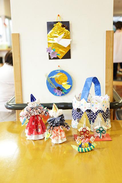 折り紙サークル作品集
